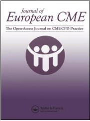 Journal of European CME (JECME) cover